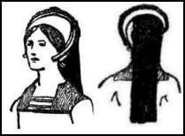 Tudor Headdress