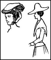 Jacobean Maid Costume - 1603-1625