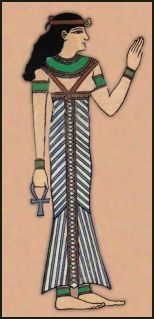 Ancient Costumes Egyptian Dress Costume Plates 1 The Tunic