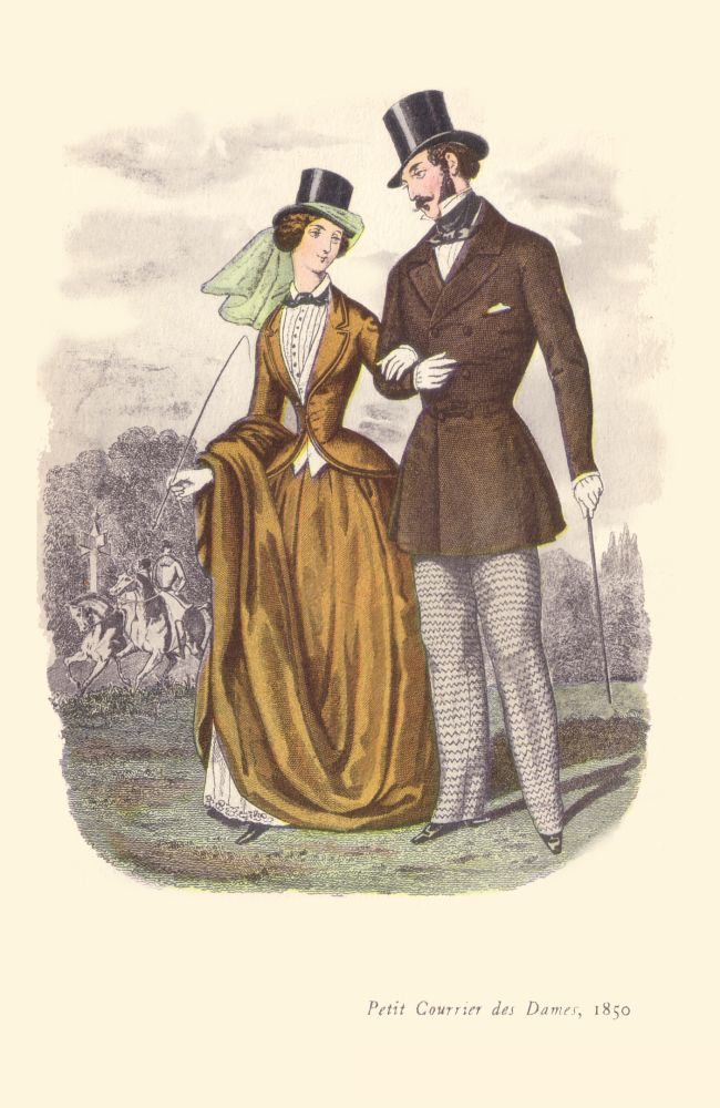 Mens'Fashion Plates 1800-1900 - Part 13