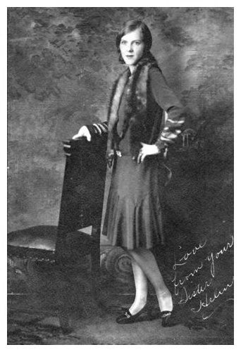 Real Flapper Dresses 1920s
