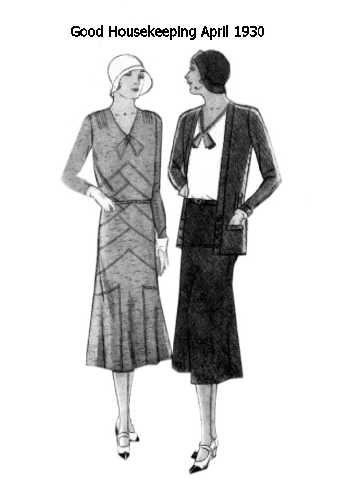 1930s Fashion Men And Women - Only Good Pictures
