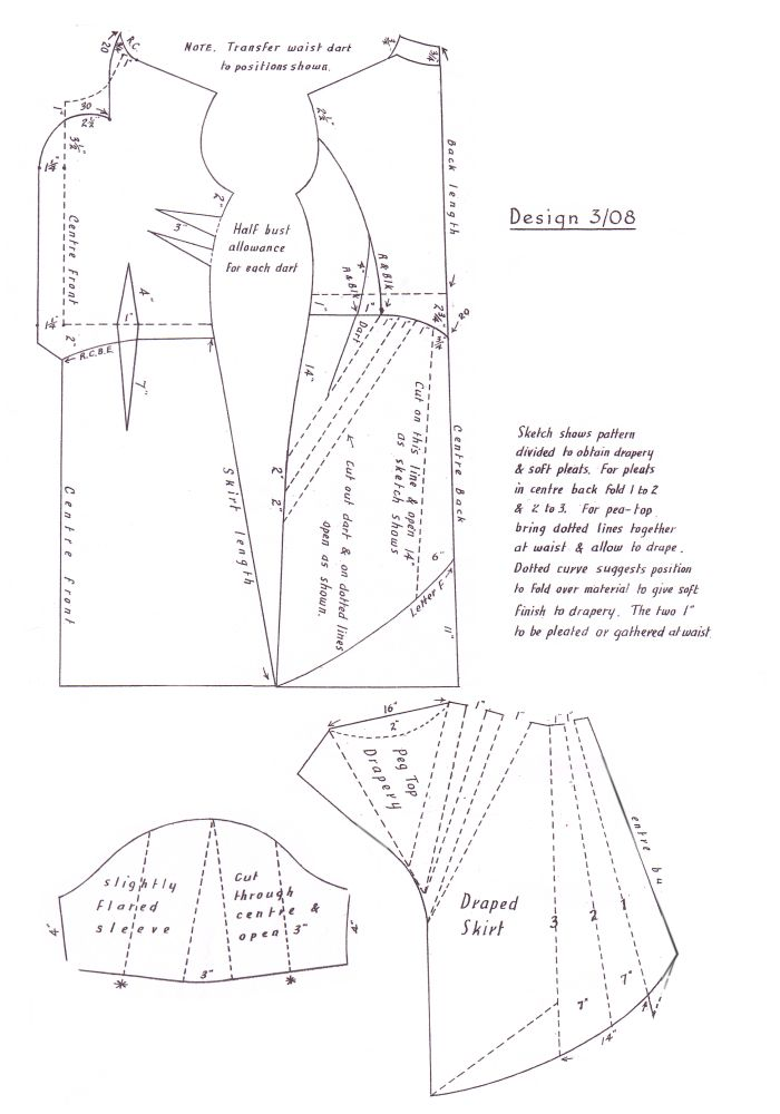 Wedding Dress Sewing Patterns Free Download