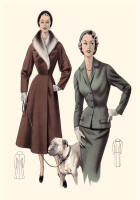 1955 Coat and Suit