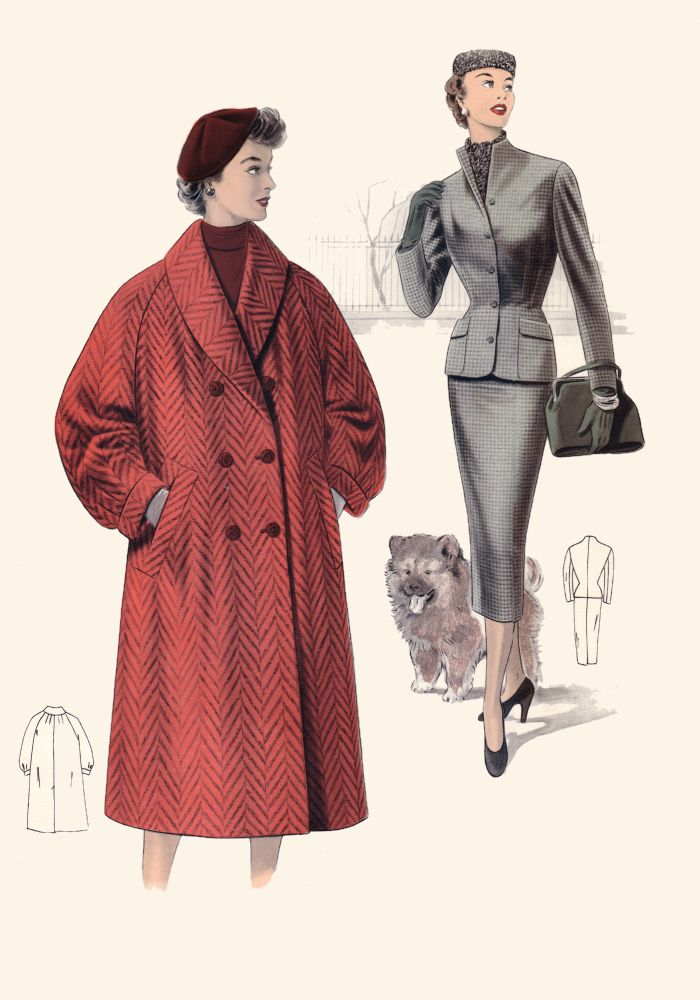 women s fashion in the 1950s Smart dressing, impeccable grooming, and well-tailored, feminine silhouettes are the distinguishing markers of 1950s' fashion for women this was the post-world war.