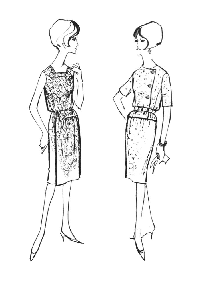 Line Art Fashion : Ums wright preparatory school