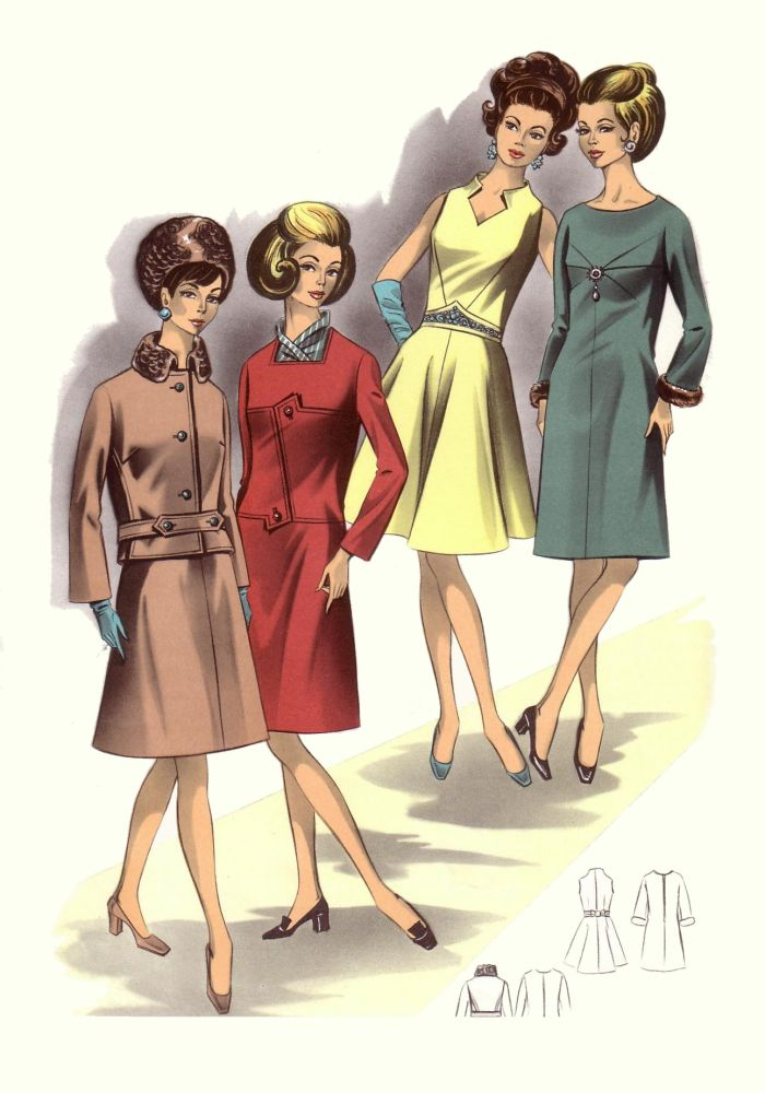 mid-60s Fashion