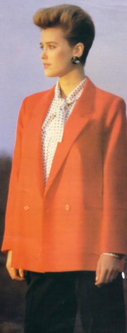 1980s Hair Styles – C20Th Fashion History Hairstyles – Big ...
