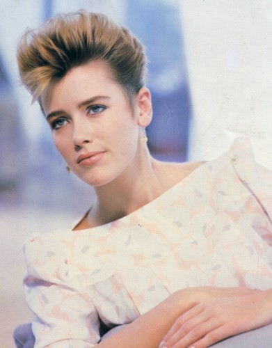 Take a look at some of 80's hairstyles that were a rage back then. 80's .