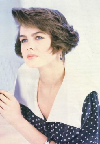 1980s Hair Styles - C20Th Fashion History Hairstyles - Big Hair