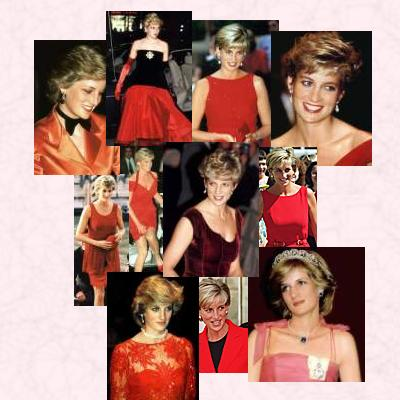1980s Fashion  Women on Princess Diana 1980s Fashion History And Style Icon