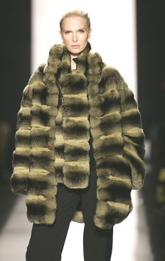 2007 Fashion Trends - Designer Fur Fashions Autumn 2006 Winter 2007