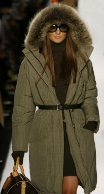 Fashion History of Coats & Jackets in 2007.