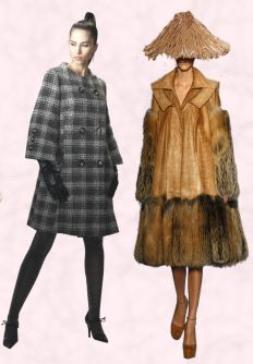 Latest Coat Fashion Trends – Key Coat Autumn 2007 Winter ...