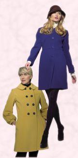 Debenhams Winter Coats 2007 Fashion History