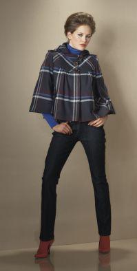 Fashion History of Coats & Jackets in 2007.
