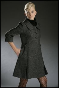 Internacionale Autumn/Winter 2007 - Coat Dress - 2007 Fashion History.