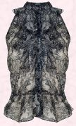 Dorothy Perkins Autumn/Winter 2008 - Animal print top �28 �42.