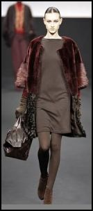 Cocoon Coat - 2008 Fashion History.