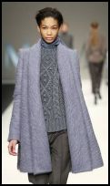 Grey Coat - 2008 Fashion History.