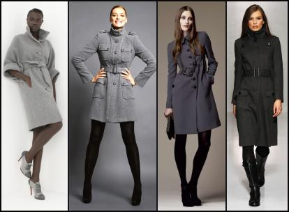 Womens Winter Coat Fashion 2009