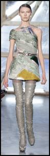 Rodarte Catwalk Collection, the best thigh boots of runway shows.