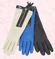 Zipper Gloves Barrientes from www.aldoshoes.com -  £35.00 Aldo Autumn/Winter 2009 - Accessories at Aldo.