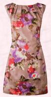 Dorothy Perkins Spring Summer 2009 - Brushed floral shift dress £40 €60