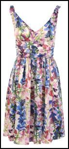 TK Maxx Floral Print Dress. £49.99 Spring Summer 09 Dresses.