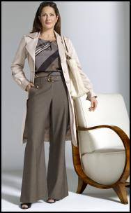 Marks and Spencer beige trenchcoat