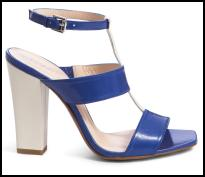 Hobbs Spring Summer Footwear - Nautical fashion for women - shoe sandal trend.