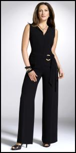 Marks and Spencer Jumpsuit �55 - Also as shown second left and flat above.