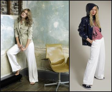Trousers Fashion and Pant Styles for Spring & Summer 2009. Peg top ...