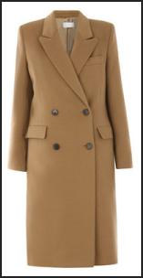 Chloe Camel British Warm Style Women's Coats