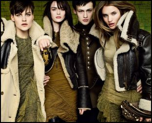 Burberry Aviator Jackets