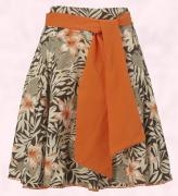 Jane Norman Spring 2010 Pacific Fern Knee Skirt �32.