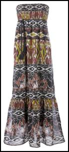 Oli Clothing Tribal Smock Summer Maxi £60.