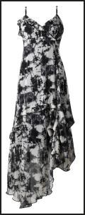 Matalan Be Beau Grunge Print Maxi Dress �18