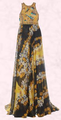 Long Sleeve Wrap Dress on The Modern Maxi Dress A 2010 Fashion Trend