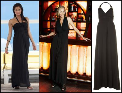 Long Black Dress on Vous Pleated Maxi Dress    14  Long Tall Sally The Pakho Dress   Black