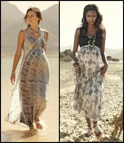 Dress maternity maxi dresses