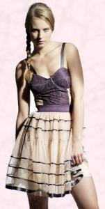 Underwear Outerwear -  New Look Limited Edition Corset Lace Dress �45-�59.