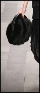 Fur Clutch Bag - Rocha.