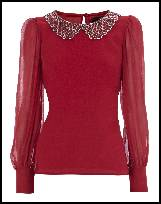 Index Of Images 2011 2012 Fall Trends Blouses