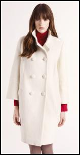 Matthew Williamson Cream Coat