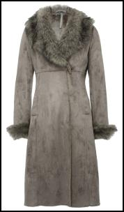Shearling Lamb Coats - Coat Nj