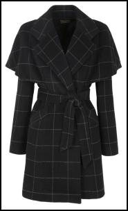 Highwayman Cape Feature Coat.