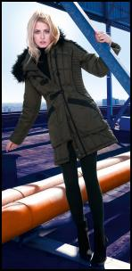 Betty Barclay Padded Jacket - 100% Polyamide