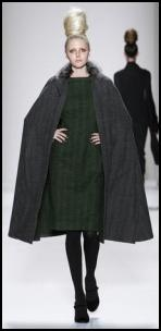Cape Fashion Trend.