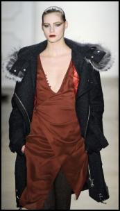 Black Parka Coat by Altuzarra AW11.